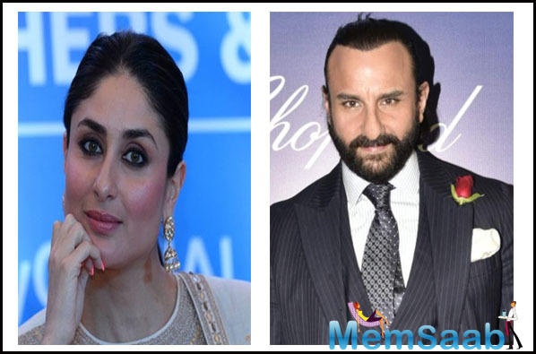 On the work front, Kareena has her hands busy with 'Good Newwz', which is scheduled to hit the screens during Christmas, on December 27.