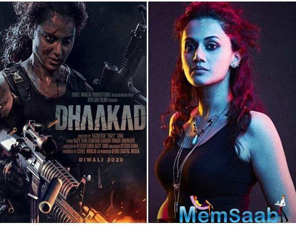 Now, according to the latest reports, Kangana and Taapsee are all set to share the same director in the coming months.