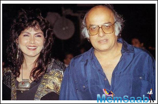 Now Pooja Bhatt and Mahesh Bhatt are working together on the filmmaker's upcoming film Sadak 2 which is a sequel of the 1991 film Sadak.