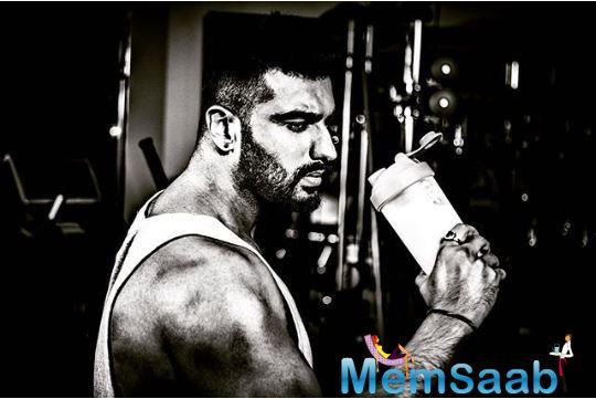 Every Tuesday, Arjun makes sure he motivates his millions of fans and followers on his Instagram handle by sharing a picture from his intense workout regime.