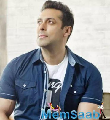 The threat, which carried a photo of Salman Khan with a red cross, was posted on Facebook by an account named Gary Shooter.