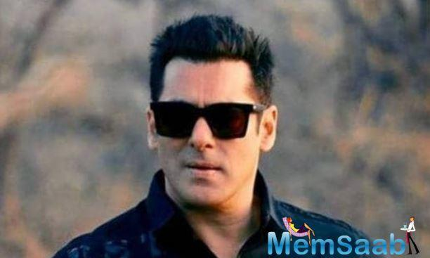 As per a report in Bollywood Hungama, Salman Khan has signed another action entertainer called Radhe, which is going to be an official adaptation of a Korean film, not Veteran.