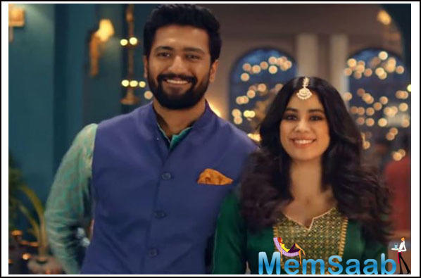 Both Vicky Kaushal and Janhvi Kapoor are one of the most talented actors in B-Town.