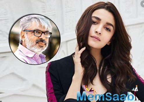 Now, Sanjay Leela Bhansali is working on another project and has reportedly signed Alia Bhatt for his next project.