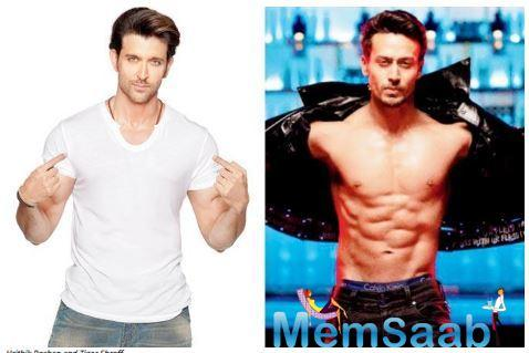 Hrithik was a bit apprehensive about doing the film at first, unless he had someone rock-solid to compete with.