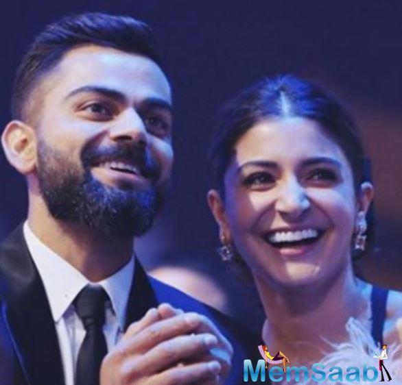 Anushka Sharma and Virat Kohli are undoubtedly one of the most adorable couples and every time they are spotted together, they have us gushing over them.