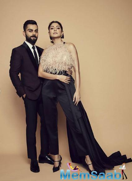 While both Virat and Anushka did have our hearts as they posed together for the photos, this time around, as Anushka shared photos on social media, we are back at gushing over the two.
