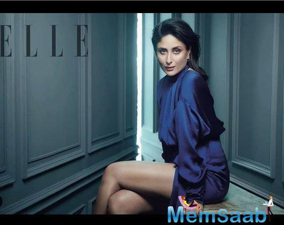 Kareena will have husband Saif Ali Khan as one of the first guests of Season 2.