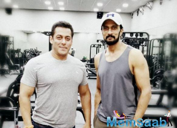 Directed by Prabhudeva, Dabangg 3 is produced by Salma Khan, Arbaaz Khan and Nikhil Dwivedi under the banner of Salman Khan Films and is slated to release on 20th December 2019.