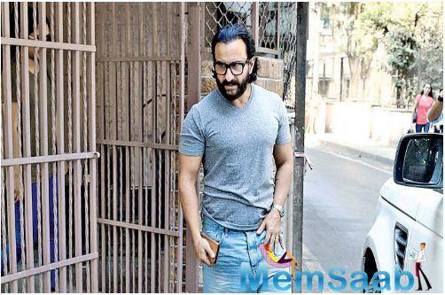 """So would Saif like to host a radio show?, """"Why not? I would like to do a radio show. I remember doing commentary when we did not have a television."""
