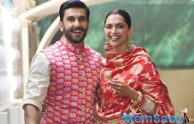 On the work front, while Ranveer and Deepika have already charmed the audience with their chemistry in movies like Ram Leela, Bajirao Mastani and Padmaavat,