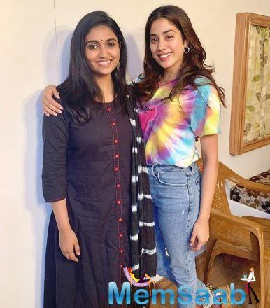Speaking about how mum Sridevi wanted a significant role for Janhvi's debut, the actress said,