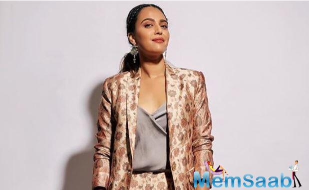 Swara Bhasker has never shied away from playing out-of-the-box characters on screen. The bold actress will now be seen in a film titled Sheer Kurma directed by Faraz Arif Ansari, which speaks about homosexuality.