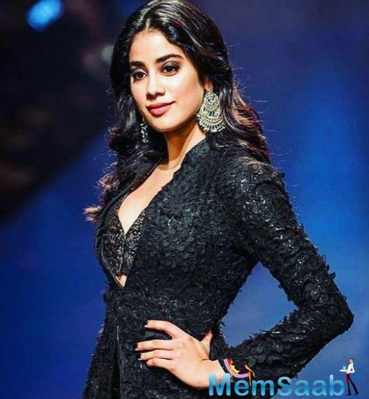 The actress received appreciation and love for her performance in the film. Now, recently, Janhvi opened up what her mother, late actress Sridevi, always told her.