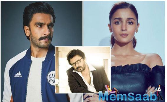 It was being reported that SLB recently approached Ranveer Singh for a cameo in the film, however, Singh turned down the offer. Due to which Alia got miffed with her 'Gully Boy' co-star.
