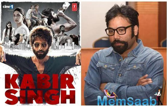 TikTok star Johnny Dada aka Ashwani Kumar murdering a flight attendant he was obsessed with, has once again brought the limelight back on Shahid Kapoor starrer 'Kabir Singh'.