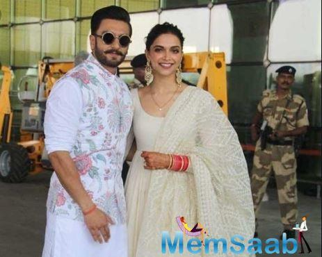 Deepika Padukone and Ranveer Singh are one of the most loved couples, both on screen and off screen, thanks to films such as Ram Leela, Bajirao Mastani and Padmaavat.