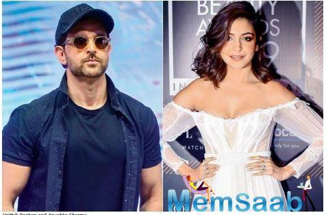 According to reports, the new remake will star Hrithik Roshan and Anushka Sharma and it's apparently titled Sattrangi.