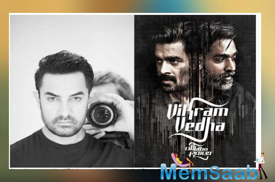 This is the first time Aamir Khan has as many as three films on his platter simultaneously, someone who's notoriously famous for being selective on his film choices.