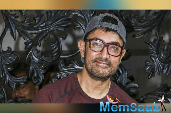 Last year, before the release of Thugs Of Hindostan, the T-Series honcho, Bhushan Kumar, announced Khan had come on board as the co-producer of his father, Gulshan Kumar's biopic, Mogul.