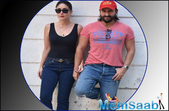 "Saif said, ""I think I talk more than she does. She can talk but in real life she is a quiet and private person. I am much more talkative."""