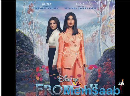 Global sensation Priyanka Chopra Jonas and her cousin Parineeti Chopra are all set to lend their voice to the Hindi version of Elsa and Anna in 'Frozen 2'.