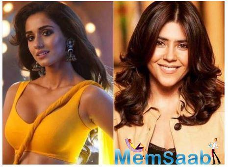 What's more, Disha has always been an admirer of Ekta Kapoor's work so this is a great opportunity for the actress. And we already know that Ekta Kapoor makes fearless choices when it comes to choosing the right content.