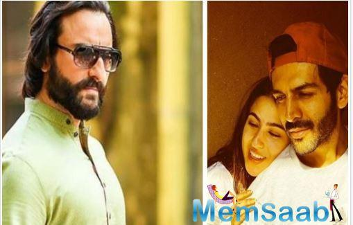 In an exclusive interaction with ETimes, father Saif Ali Khan said that he has accepted his daughter's romantic relationship.