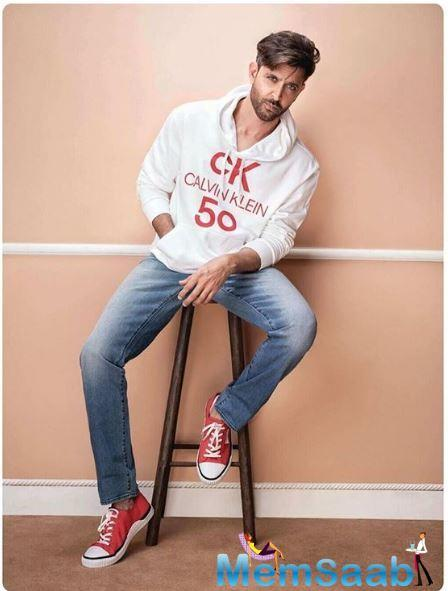 "Hrithik says, ""I have choices and I will decide soon on that. I have been a huge fan of Satte Pe Satta, so let's see, I am not sure. It is too early to say anything."""