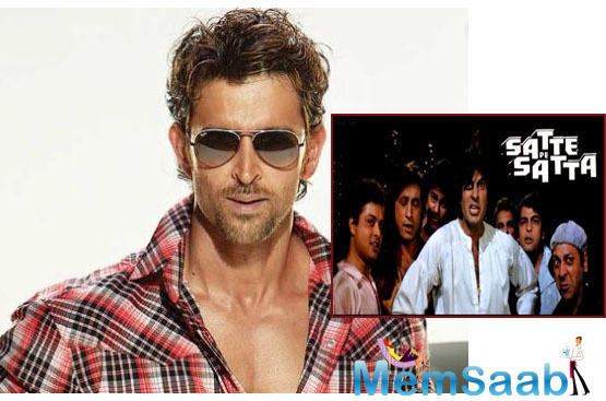 Apparently Hrithik loves the script, but wants his role to be fleshed out.