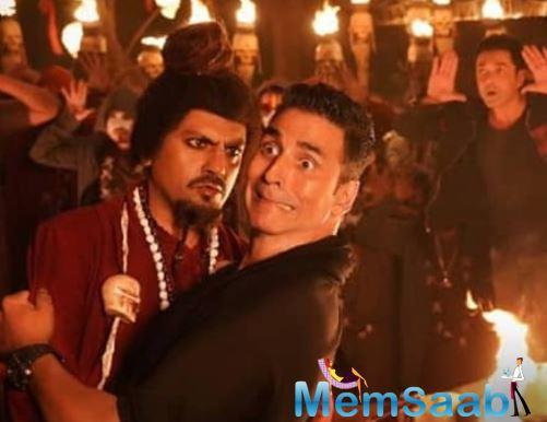 It may only be a cameo appearance, but Nawazuddin Siddiqui is grabbing eyeballs for his Ramsey Baba act in Housefull 4.