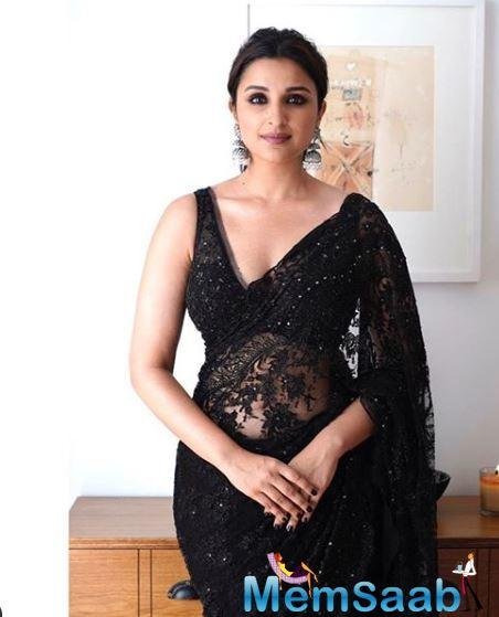 Parineeti Chopra, who is all set to play Saina Nehwal on screen, will be visiting the ace badminton player's home here for the first time, as part for preparation for her role.