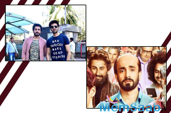 Fans showered praises for the actors through their comments on social media. While some called it as the best friendship ever, some just replied with a heart emojis.