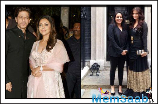 Diwali 2019 at Bachchans was a LIT affair. However, by the end of the bash, an unfortunate incident took place.