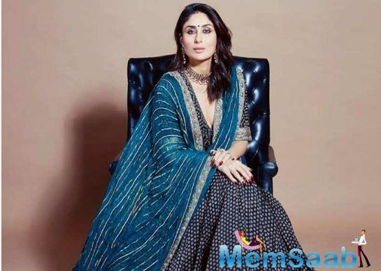 While expressing her joy of being given this honour, Kareena also fondly remembered her late father-in-law, Mansoor Ali Khan Pataudi, who was one of India's finest cricketers.