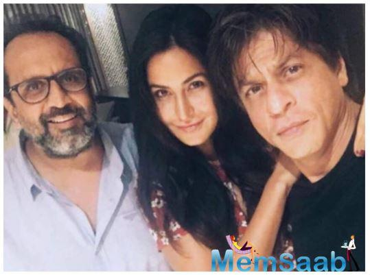 SRK and Rai will be producing the film together and Katrina is slated to play the lead in the crime comedy movie.