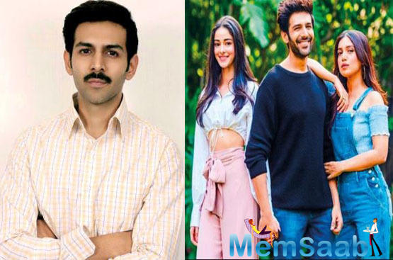 One of the much-awaited Bollywood offerings which is the remake of 'Pati Patni Aur Woh' starring Kartik Aryan, Bhumi Pednekar and Ananya Panday will finally unveil its trailer today.