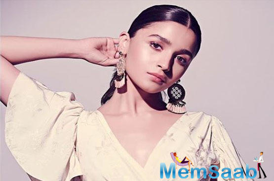 Long ago, writer-director Mahesh Bhatt had asked a journalist to help Alia Bhatt learn Tamil for her role in the film 2 States.