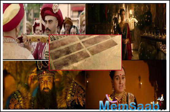 The film deals with a journey to reach the battle ground and fight the Mughals where Peshwas lost,