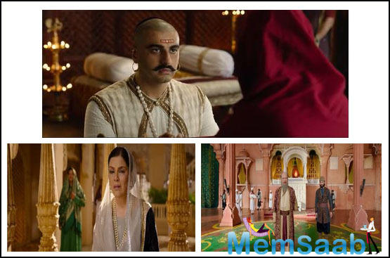 Finally after a long wait, the trailer of Ashutosh Gowarikar's magnum opus project 'Panipat' is out.