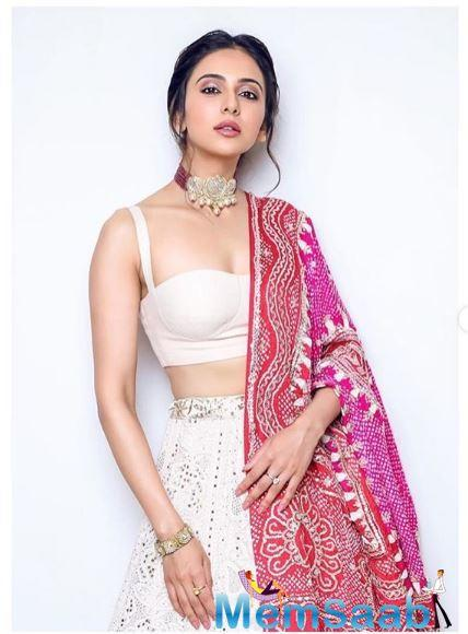 Rakul Preet has maintained a fine balance between the South and the Hindi film industries. Though the actress has been experimenting with various genres, she reveals that she is not game for brainless comedies.