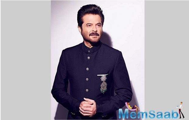 The 62-year-old actor will be next seen in Anees Bazmee's multistarrer comedy,