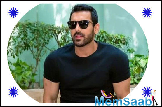 John Abraham is currently busy promoting his upcoming comic caper 'Pagalpanti' which is scheduled to hit the screens on November 22. Directed by Anees Bazmee the film also features Ileana D'Cruz, Anil Kapoor and Arshad Warsi among others.