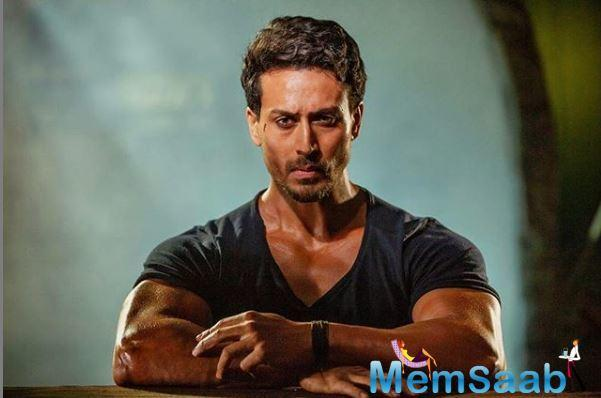 Recently, Tiger Shroff was asked about his action sequences and if any of his past training made it easier to perform the stunts.