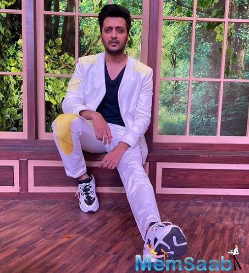Up next, he has an actioner in Baaghi 3. Having spent 15 years in the industry, Deshmukh says he only greenlights projects that