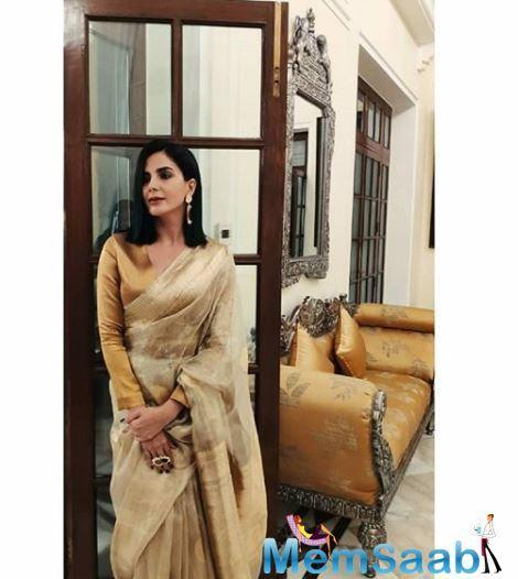 The film, which stars Parineeti Chopra, will see Kirti essaying a cop. It is directed by Ribhu Das Gupta, and also features Avinash Tiwary, Aditi Rao Hydari, Vatsal Sheth and Ishita Dutta.