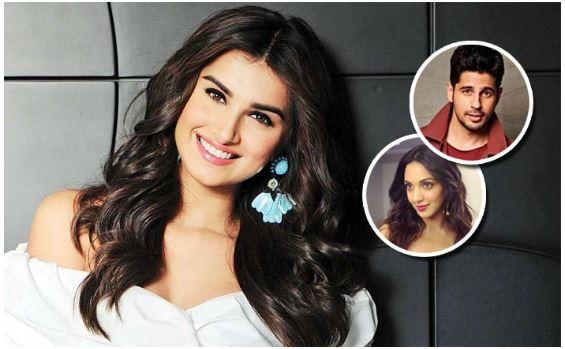The industry rumour mill has been churning out news of building tension between Tara and Sidharth and the credit is being given to Sidharth's next co-star Kiara Advani.