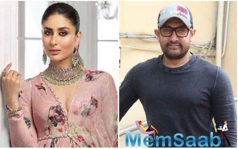 Just a few days ago, Aamir and Kareena's look from the film found its way to the internet that went viral in no time.