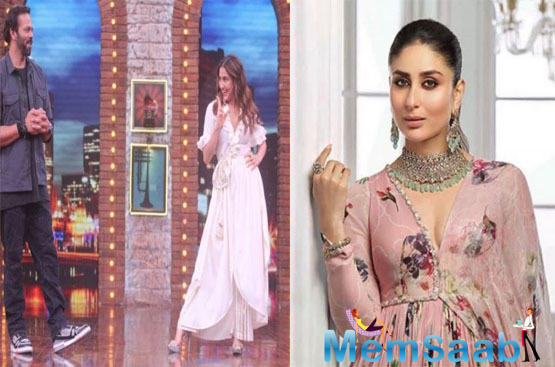 The actor and the filmmaker were guests on the season finale of Movie Masti with Maniesh Paul when she asked him if he'd found a heroine for the film.