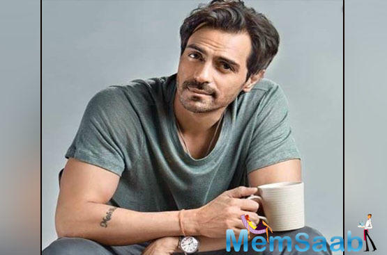 Arjun Rampal, who next will be seen in the supernatural thriller